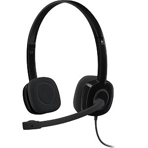 Stereo Headset (analogue) LOGITECH 981-000589