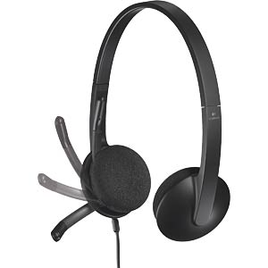 Stereo Headset (USB) LOGITECH 981-000475