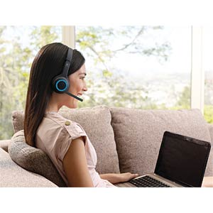 Logitech® Wireless Headset H600 LOGITECH 981-000342