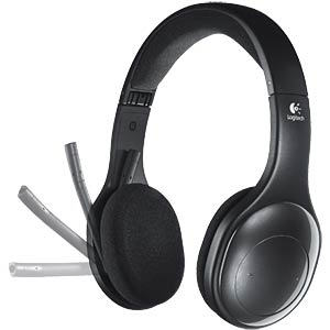 Logitech® Wireless Headset H800 LOGITECH 981-000338/981-000528