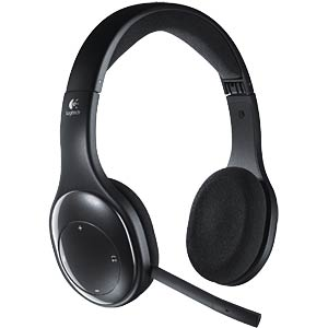 Logitech® Wireless Headset H800 (Bulk-Version) LOGITECH 981-000338/981-000528