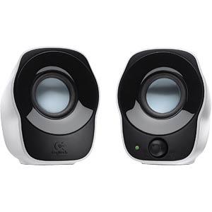 Logitech Z120 Stereo-Lautsprechersystem LOGITECH 980-000513