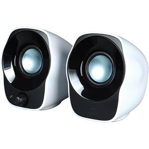 Logitech Z120 stereo speaker system LOGITECH 980-000513