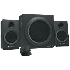 Lautsprecher, PC, 2.1, Z333 LOGITECH 980-001202