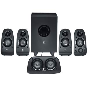 LOGITECH Z506 5.1 Surround Lautsprecher Set LOGITECH 980-000431
