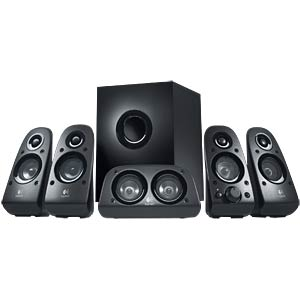 LOGITECH Z506 5.1 surround speaker set LOGITECH 980-000431