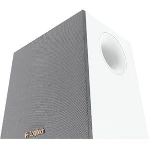 Logitech 2.1 Lautsprechersystem, weiß LOGITECH 980-001255