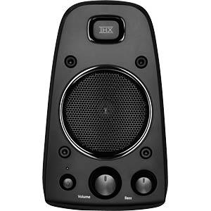 Logitech 2.1 Lautsprechersystem, schwarz LOGITECH 980-000403