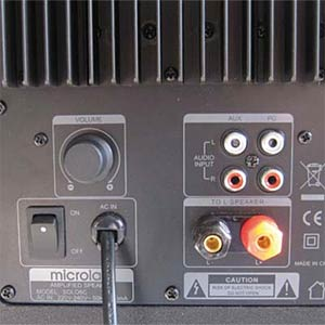 Lautsprecher, PC, Stereo, Solo-6C MICROLAB SOLO-6C