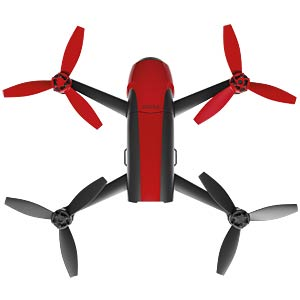 Quadrocopter Parrot Bebop Drone 2 [rot] PARROT PF726000AA