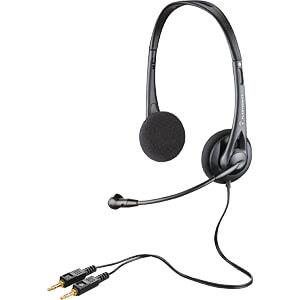 Headset, Klinke, Stereo, Audio 322 PLANTRONICS 38889-11