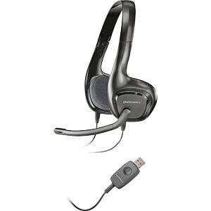 Headset, USB, Stereo, Audio 622 PLANTRONICS 87329-05