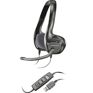 Headset, USB, VoIP, Stereo, Audio 628 PLANTRONICS 81960-15