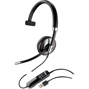 Headset, USB, Mono, Blackwire C710-M PLANTRONICS 87505-01