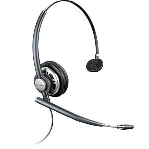 Headset, USB, VoIP, Mono, Encore Pro HW710 PLANTRONICS 78712-102