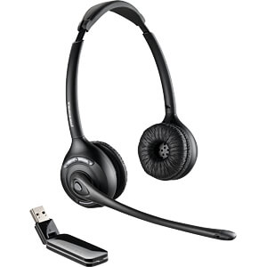 Headset, DECT, SAVI W420 PLANTRONICS 84008-04