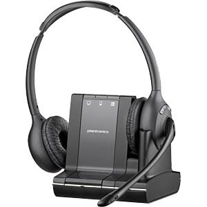 Headset, DECT, SAVI W720-M PLANTRONICS 84004-02