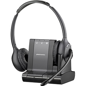 Headset, DECT, SAVI W720 PLANTRONICS 83544-12
