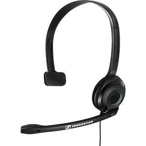 Headset, Klinke, VoIP, Mono, PC 2 CHAT SENNHEISER 504194