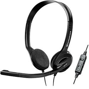 Headset, USB, VoIP, Stereo, PC 36 CALL CONTROL SENNHEISER 504523