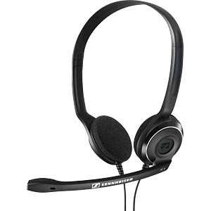 VoIP-Headset, Both sides, Headband SENNHEISER 504197