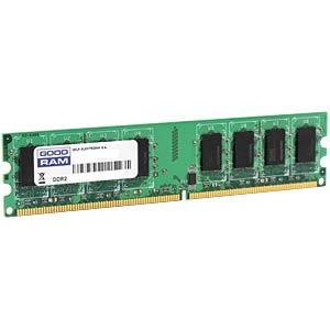 2GB DDR2 800 CL6 GOODRAM GOODRAM GR800D264L6/2G