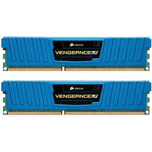 8 GB DDR3 1600 CL9 Corsair 2-piece kit CORSAIR CML8GX3M2A1600C9B