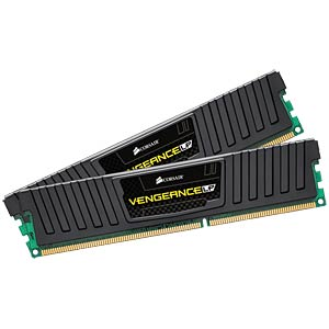 16 GB DDR3 1600 CL9 Corsair 2er Kit CORSAIR CML16GX3M2A1600C9