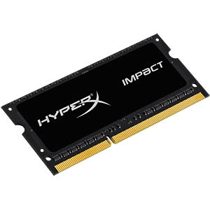 8 GB SO DDR3L 1600 CL9 Kingston HYPERX HX316LS9IB/8