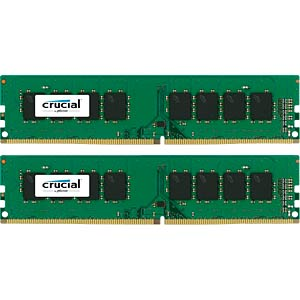 16 GB DDR4 2133 CL15 Crucial 2er Kit CRUCIAL CT2K8G4DFD8213