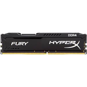 8-GB DDR4 2133 CL14 HyperX FURY HYPERX HX421C14FB/8