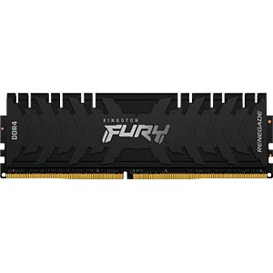 40KI0826-1013FR - 8 GB DDR4 2666 CL13 Kingston FURY Renegade Black