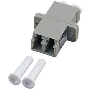 LC duplex adapter multimode beige EFB-ELEKTRONIK 53348.31