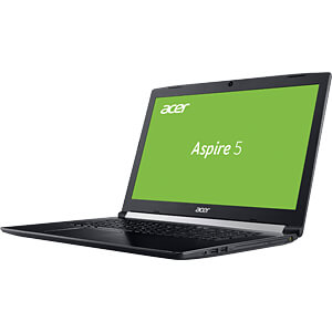 Laptop, Aspire A517, Windows 10 Home ACER NX.GSXEV.004