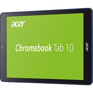 Tablet, Chromebook Tab 10, Chrome OS ACER NX.H0BEG.002