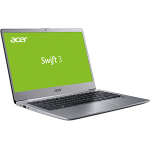 Laptop, Swift 3, LTE, Windows 10 Pro ACER NX.H3YEG.004