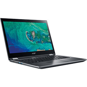 Laptop, Spin SP314-51, SSD, Windows 10 ACER NX.GZREG.005