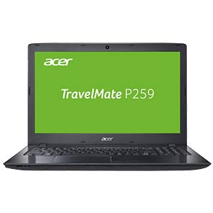 Laptop, TravelMate P259-G2-M, SSD, Windows 10 Pro ACER NX.VELEG.002