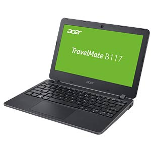 Laptop, TravelMate B117-M, SSD, Windows 10 Pro ACER NX.VCGEG.025