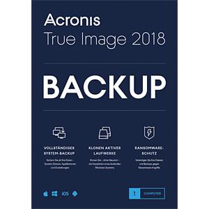 Acronis True Image 2,8 - Back-up-software, 1 pc ACRONIS TIHOB2DES