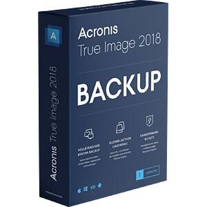 Software, True Image 2018, Backup-Software, 1 Geräte ACRONIS TIHOB2DES