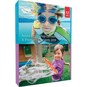 Software, Photoshop & Premiere Elements 2019 ADOBE 65292100