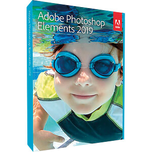 Software, Photoshop Elements 2019, Upgrade ADOBE 65292204