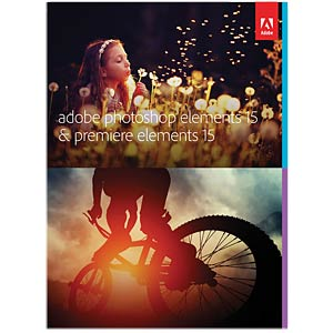 Adobe Premiere & Photoshop Elements v15 ADOBE 65273580