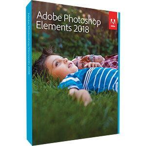 Software, Photoshop Elements 2018 ADOBE 65281957