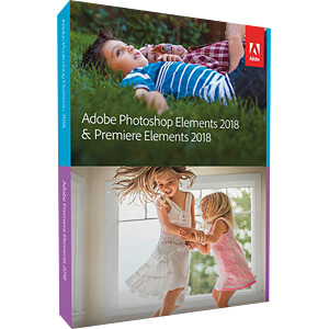 Software, Photoshop & Premiere Elements 2018, Upgrade ADOBE 65281752