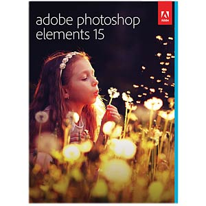 Adobe Photoshop Elements v15 ADOBE 65273273