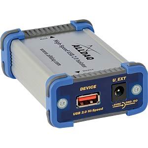 USB Isolator, galvanische Trennung Host<>Ger&#228;t ALLDAQ 130363