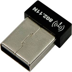 WLAN-Adapter, USB, 150 MBit/s ALLNET ALL-WA0150N