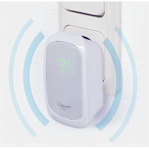 ALL0237R / Wireless 300 MBit/s Range Extender ALLNET ALL0237R